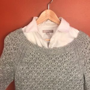Sweaters - Banana Republic GRAY sweater